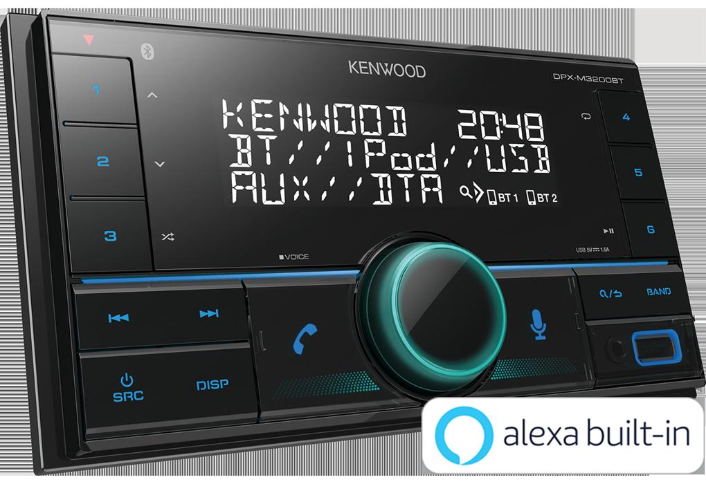 Kenwood DPX-M3200B