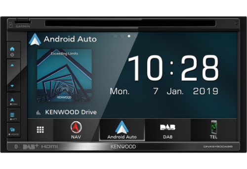 Kenwood DNX-5190DABS