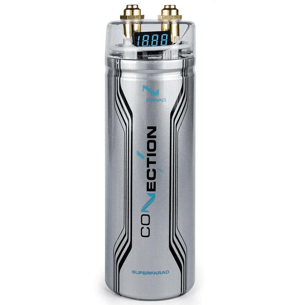 FSF 1.0 Fahrad condensator