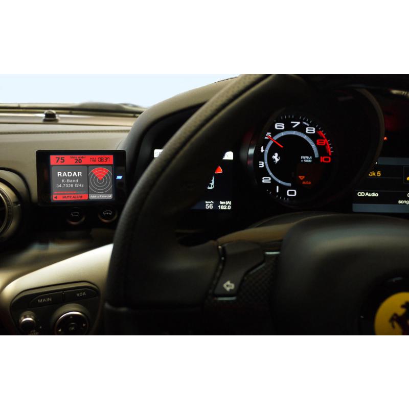 Stinger View Ferrari